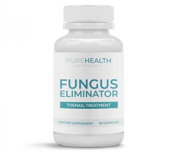 pure health fungus eliminator reviews
