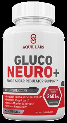 gluco neuro blood sugar regulator ingredients