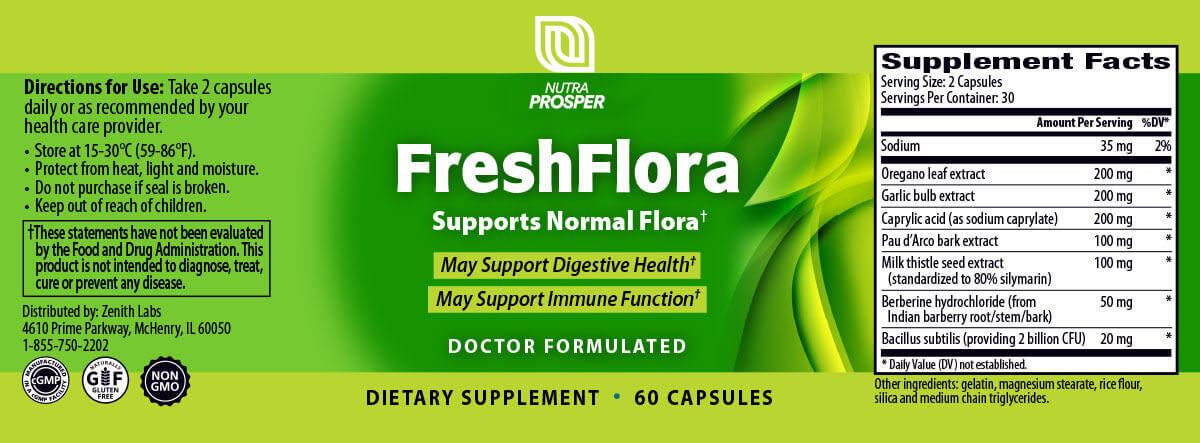 Fresh Flora Review
