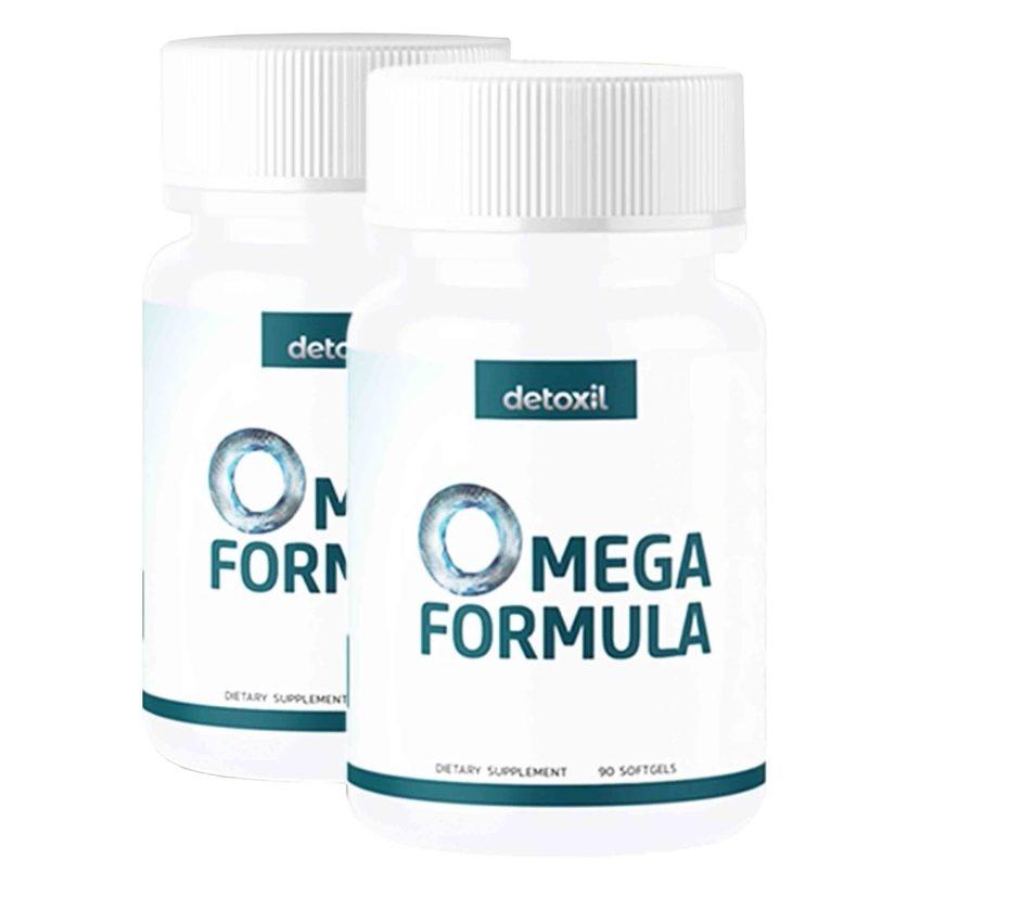 Detoxil Omega Formula Ingredients