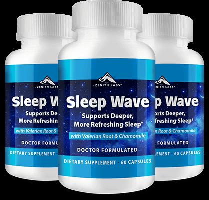 zenith labs sleep wave customer reviews