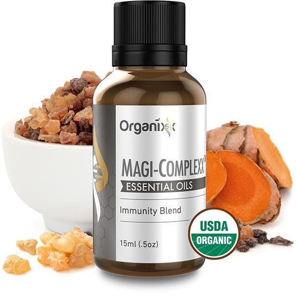 Organixx Magi-Complexx Essential Oil Blend - Promotes Immune Function